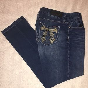 b9efb2927 Women's Means Blue Jeans on Poshmark